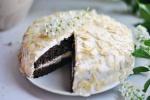 Черёмуховый торт, рецепт с фото с молотой черемухи, сметана